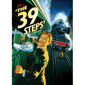 The 39 Steps adapted by Patrick Barlow, John Buchan